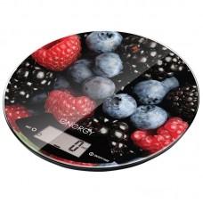 Весы кухонные электронные Energy EN-403, ягоды