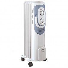 Радиатор масляный ENGY EN-2105 energo (5 секц.)  1 кВт