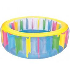 """Детский круглый бассейн """"Разноцветный"""" 183х61 см, 775 л"""