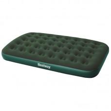 Матрас надувной, насос на батарейках в комплекте, 191х137х22см, 67554 Bestway