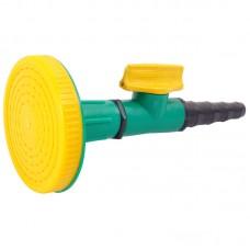 Распылитель воды Д=80мм с вентилем арт.Р2-В