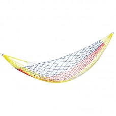 Гамак плетеный без планок Nham-03 (нейлон) размер 270х100 см