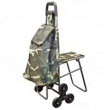 Тележка с сумкой C302, 50 кг