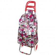 "Тележка с сумкой Рыжий кот A204 ""Париж"", 30 кг"