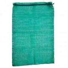 Мешок-сетка для овощей, зеленая, 50х80 см