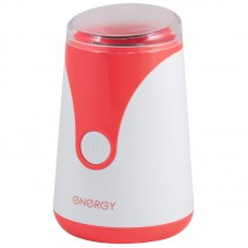 Кофемолка ENERGY EN-106 цвет белый, 150 Вт