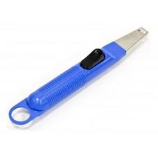 Пьезозажигалка Energy JZDD-25-B, синяя