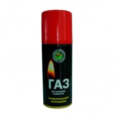 Газ для заправки зажигалок(continent comfort), 100 мл