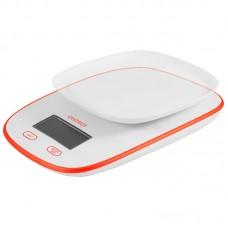 Весы кухонные электронные Energy EN-422, белые