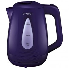 Чайник ENERGY E-214 (1,7 л, диск) фиолетовый