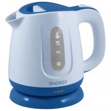 Чайник ENERGY E-234 (1л.), диск синий