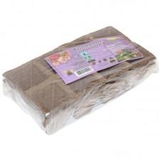 Горшочек торфяной 70*70 (упаковка 16шт)