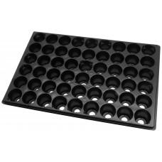 Кассета рассадная 52х34 см, 54 ячейки (размер ячейки D50х55, 90мл)