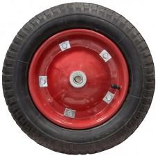 Колесо для тачки пневматическое 330мм (для 4307)