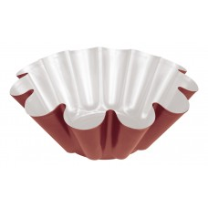 Форма для выпечки пирога с керамич антиприг. покр, F-1031, размер: диам. 23x9,3 см, карб сталь