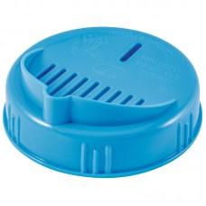 Крышка винтовая Твист-офф d-100 для слива(полипропилен)
