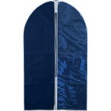 Чехол для одежды подвесной GCN-60*100, нетканка, размер: 60*100см, синий
