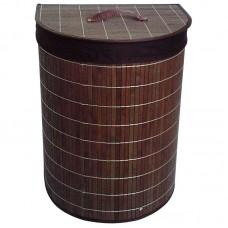Корзина для белья BLB-06-D, бамбук
