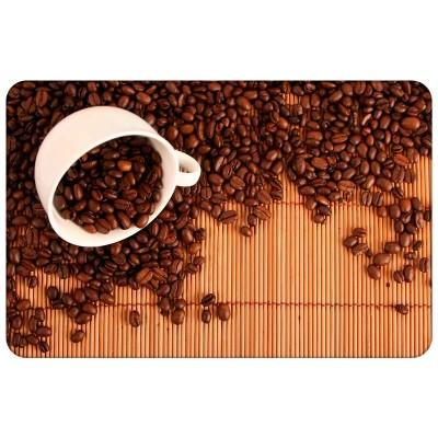 """Салфетка сервировочная Рыжий кот PPM-01-CS """"Зерна кофе"""" (40*28 см)"""