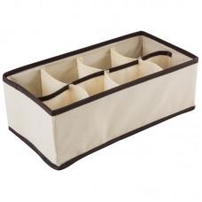 Коробка для хранения NWB-5/8, 8 ячеек, 28х14,5х10 см