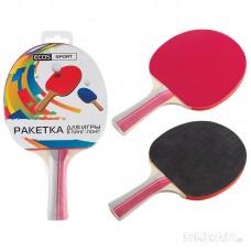 Ракетка для игры в пинг-понг PPR-03, Упаковка: т/у