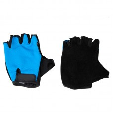 Перчатки велосипедные, Ecos VEL-23-5, синие