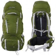 Рюкзак MONTANA 85л. Зелёный