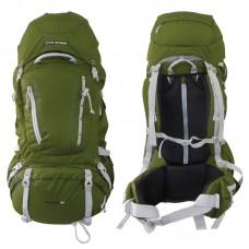 Рюкзак MONTANA 65л. Зелёный