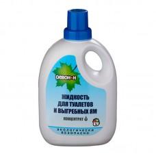Жидкость-расщепитель Девон-Н 1л. (для биотуалетов, выгребных ям, удаления запахов и загрязнений)
