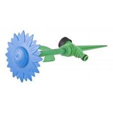 Разбрызгиватель в форме цветка на пике HL2107B (голубой)
