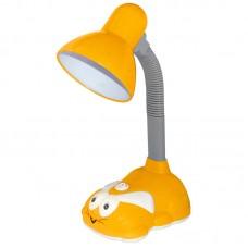 Лампа электрическая настольная Energy EN-DL09-1, желтая