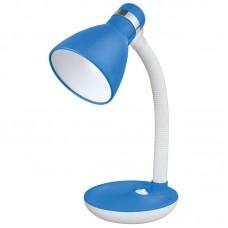 Лампа электрическая настольная ENERGY EN-DL15 голубая