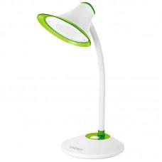 Лампа электрическая настольная ENERGY EN-LED20-1 бело-зеленый