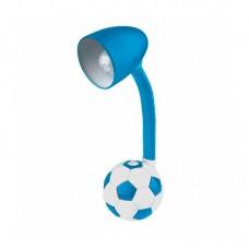 Лампа электрическая настольная ENERGY EN-DL14 голубая