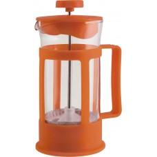 Чайник/кофейник (кофе-пресс) с пластиковым корпусом Plastico-350, объем - 350 мл,тм Mallony