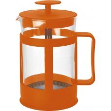 Чайник/кофейник (кофе-пресс) с пластиковым корпусом Plastico-800, объем 800 мл, тм Mallony