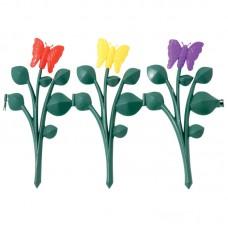 Ограждение садовое GF-B36 «Бабочка»,  37.8×28.8×0.9см