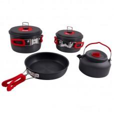 Набор походной посуды из семи предметов CW008