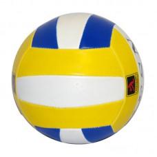 Мяч волейбольный BL-5007 (№5, 3 цвет., машин. строчка, ПВХ)