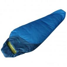 Мешок спальный DELTA ULTRALIGHT 600. Левый /  цвет голубой