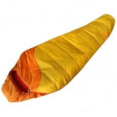 Мешок спальный DELTA ULTRALIGHT 800. Правый /  цвет оранжевый