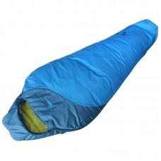 Мешок спальный DELTA ULTRALIGHT 800. Левый /  цвет голубой