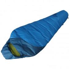 Мешок спальный DELTA ULTRALIGHT 1000. Левый /  цвет голубой