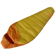 Мешок спальный DELTA ULTRALIGHT 1000. Левый /  цвет оранжевый