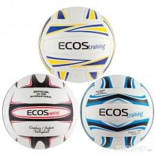 Мяч волейбольный (микс цветов в транспортной упаковке - по 8 штук каждого цвета, всего - 3 цвета)