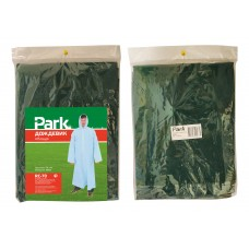 Дождевик — плащ RC-70, размер L (130x140см),  зеленый,  материал: ПЕВА