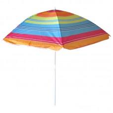 Пляжный зонт BU-01 130x6см, складная штанга 145 см