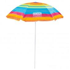 Пляжный зонт BU-03 145*6 см, складная штанга 165 см