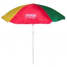 Пляжный зонт BU-04 145*6 см, складная штанга 165 см