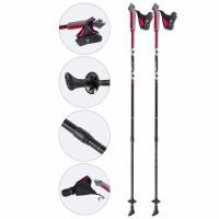 Алюминиевые телескопические палки для скандинавской ходьбы, AQD-B013B